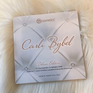 bh cosmetics x Carli Bybel Deluxe Edition Palette
